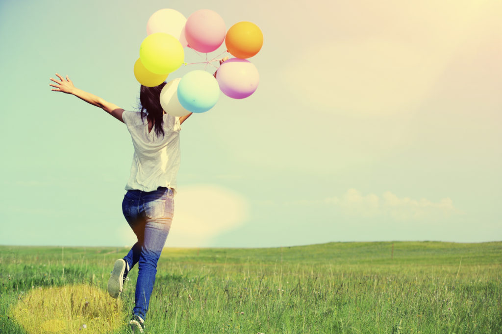 More joy please! And balloons!